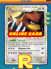 Ursaring PRIME - for Pokemon TCG Online ( DIGITAL ptcgo in Game Card)