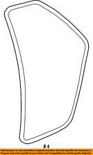 CHRYSLER OEM Front Door-Weatherstrip Seal on Body 4717728AC