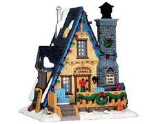 LEMAX Edelweiss Cabin / Weihnachtsdorf Winterdorf Modellbau Porzellanhaus