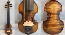 1pcs Rare special and nice tiny pocket violin small violin body #11775