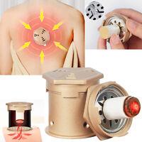 Soulagement de la douleur Acupuncture Moxa Box Stick Traitement de massage paLTA