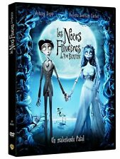 DVD * LES NOCES FUNEBRES * De Mike Johnson - Tim Burton