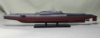 New 1:350 Scale WWII France Surcouf Submarine 3D Alloy Static Display Model