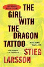 The Girl With the Dragon Tattoo by Stieg Larsson (BX58)