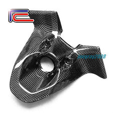 Carbon Fiber Key Ingition Cover Guard DUCATI 1198 1098 848 EVO SP R S 2007-2013
