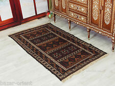 190x105 cm orient Teppich Nomaden kasak sumakh kelim afghan Beloch  kilim Nr-12