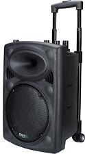 Ibiza PORT8UHF-BT Portable Stand-Alone PA System Speaker USB REC VOX Bluetooth