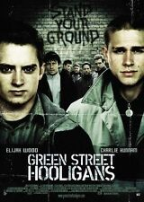 GREEN STREET HOOLIGANS Elijah Wood DVD NEW