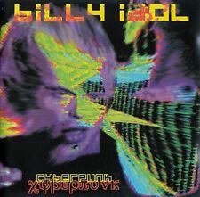 BILLY IDOL : CYBERPUNK / CD (CLUB EDITION) - TOP-ZUSTAND