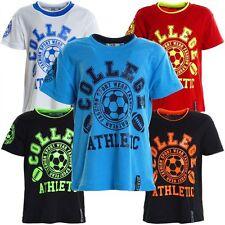 Markenlose Kurzarm Jungen-T-Shirts & -Polos