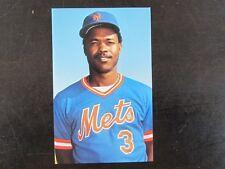 1985 Tcma New York Mets Rafael Santana Postcard
