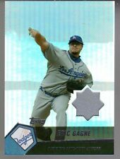 Eric Gagne 2004 Topps Relic Game Used Jersey Los Angeles Dodgers