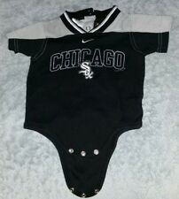Nike major league genuine merchandise chicago white sox one piece 3/6months....