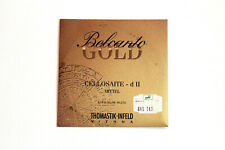 THOMASTIK Belcanto Gold - Cello - D(II)-Saite - Mittel - Violoncello - String