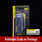NEW NITECORE UM10 DIGICHARGER For rechargeable lithium battery [D2 i2]