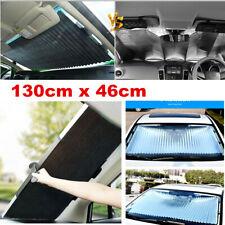 Auto Car Front Rear Window Retractable Visor Sun Shade Windshield Cover Block