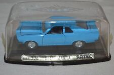 Pilen #374 Opel Manta Artec blue 1:43 in mint in box condition