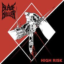 BLADE KILLER - High Risk CD, NEU