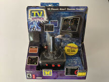 Jakks ATARI Plug N Play TV Games 10 Classic Games Video Game System SEALED !