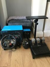 Logitech G29 Driving Force Racing Wheel With Pedals And Gear Stick