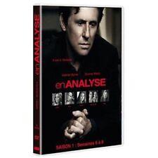 DVD En analyse saison 1 Semaines 6 à 9 Partie 2 Neuf sous plastique VF