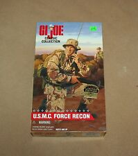 GI JOE 1998 USMC MARINE CORPS FORCE RECON Figure Vintage Deadstock New