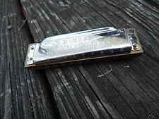 VINTAGE HOHNER CENTENNIAL 4 INCH LONG HARMONICA MADE IN GERMANY NICE INTNTL SALE
