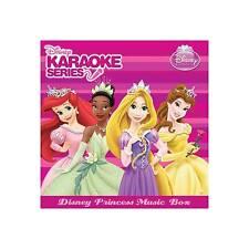 Disney's Karaoke Series Disney Princess Music Box. Walt Disney.