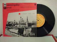 33T / 25 cm - RARE : MOUSSORGSKY / RAVEL / ORMANDY - TABLEAUX D'UNE EXPOSITION -