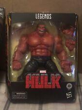 Marvel Legends Red Hulk
