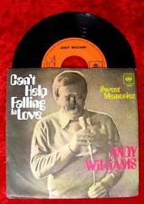 Single Andy Williams: Can't help falling in love