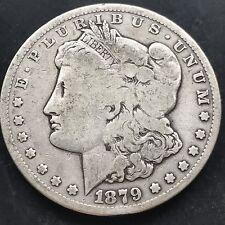 USA 1879 CC Morgan Dollar Carson City Silber US Silver Dollar 5083