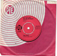 "THE KINKS ~ All Day And All Of The Night ~1964 UK Pye 1st PRESS 7"" vinyl single"