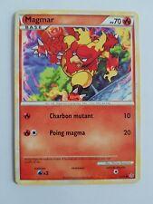 Magmar HS02 Déchainement 52/95 Carte Pokemon Française commune