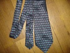 Pierre Cardin Paris Cravate pure soie largeur maxi 8,3 cm longueur 147 cm made F
