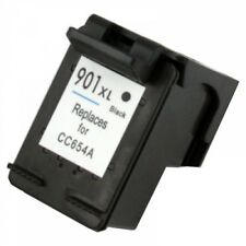 200% More Ink for HP 901XL CC654A Black Ink Cartridge HP Officejet4500 J4524 etc