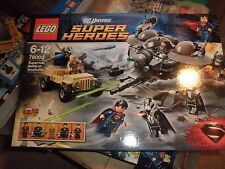 Lego 76003 Superman: Battle of Smallville, New in sealed box.