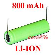 Li-ION Battery for Philips Sonicare Flexcare HX6910 Toothbrush Repair