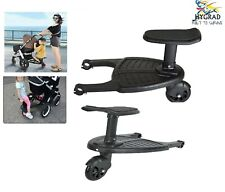 Buggy Stroller Board Attachment Toddlers Stroller and Seat Clip On To Pram Buggy
