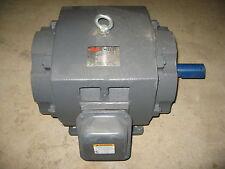 DAYTON 2YB86 GP Motor, 3 Ph, ODP, 20 HP, 3520 rpm, 254T