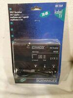 Schwaiger DVB-T Verstärker / BNT 2569 / 20 dB TV / Radio
