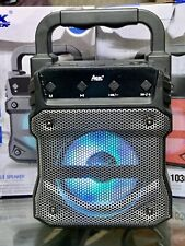 Bluetooth speaker portable  AEK Super Sound Rechargeable Tws Fm Radio Wireless