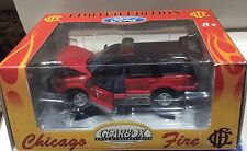 Chicago Fire Dept Battalion #1 Illinois 2006 Ford Expedition BOX SERIAL NO 2