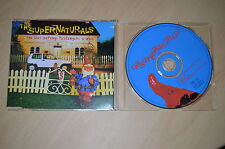 The supernatural - The day before yesterday's man. CD-Single (CP1706)