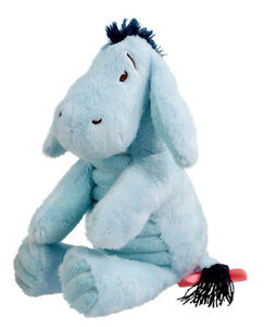 Eeyore (Winnie the Pooh) official donkey bear soft toy - Rainbow Designs - 20cm