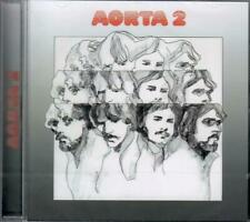 AORTA - 2 CHICAGO ROCK 70 ex ROTARY CONNECTION pre CALL MICHAEL BEEN SEALED CD