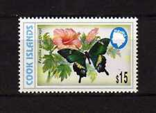 14918) COOK ISL.  MNH** Nuovi** 1998 Definitive 1v butterflies $15.00