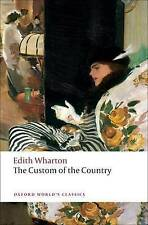 The Custom of the Country (Oxford World's Classics)-ExLibrary