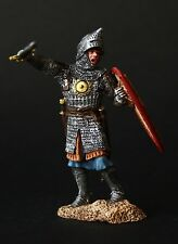 Tin soldier, Collectible, Knight, Grand Duchy Lithuania, 54 mm, Medieval Europe