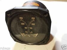 DUAL OIL TEMPERATURE METER FOR DC3 AIRPLANE AN5795-6 N.O.S.
